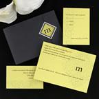Yellow Invitations-CBD Events Washington