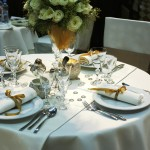 Wedding Event Planning Washington DC, Table Setting Special Events