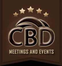 CBD Logo Washington DC Events Planners