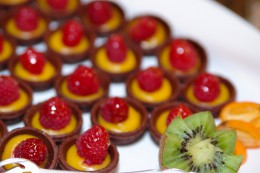 Custom Catering Menus, Desserts and Cuisine -CBD Events, Washington DC