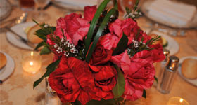 Rose_Arrangements CBE Events Washington