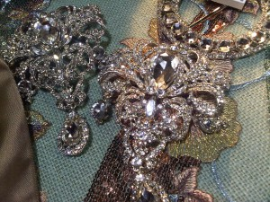Brooches for Table Cloths and Special Events