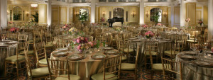 Weddings in the Willard Room at the Willard Intercontinental Hotel Washington DC