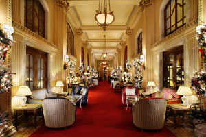 Willard Tea Room Washington DC, Event planning by CBD