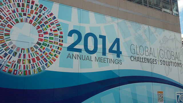 Event Planning World Bank Meetings