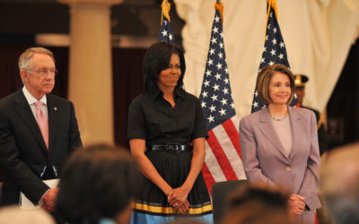 Michelle Obama Sojourner Truth Unveiling