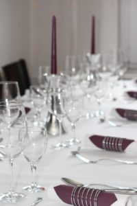 Table Setting Special Events